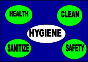 Hygiene in Age Care is very important